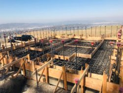 Rebar for a tank and generator